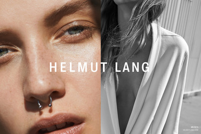 Helmut Lang Resort 2015