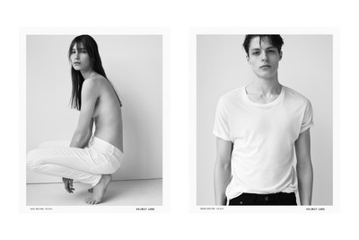 Helmut Lang SS2015 Campaign